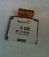 Buy Seagate ST1.2 Series 4 GB,Plug-In Module,(ST64022FX) Hard Drive