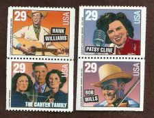 Buy 1993 Country Music US Stamps