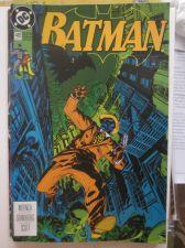 Buy BATMAN #485 VF/NM DC COMICS 1992 Unread High Grade Free bag and board Batman