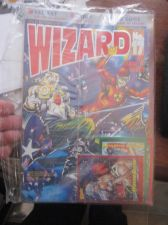 Buy WIZARD #17 Silver/Platinum with free cards 1993 unopened High Grade useful info