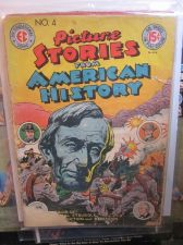 Buy Picture Stories From The Bible #4 by EC COMICS (An SF oriented company)