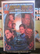 Buy STAR TREK DEEP SPACE NINE #1 comic book Malibu
