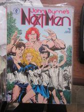Buy John Byrne's NEXT MEN #0 comic book 1992