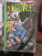 Buy John Byrne's NEXT MEN #4 comic book 1992
