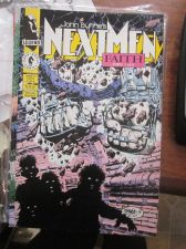 Buy John Byrne's NEXT MEN F A I T H #1 comic book 1993 Mini Series (1st one)