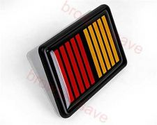 Buy JDM Ralliart Front Grill Grille ABS Emblem Badge Logo for Mitsubishi Lancer EVO