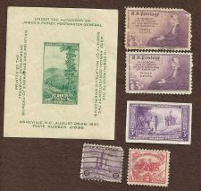 Buy 1934-1935 US Commemoratives Hinged