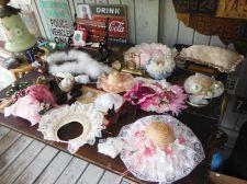 Buy Large Lot Misc. Porcelain Doll Accessories, Authenticity Certs, Hats, Clothes &