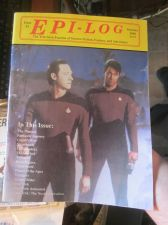 Buy EPI-LOG Issue #1 Summer 1990 Magazine/Fanzine-Professional; Photos Articles/FILM