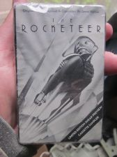 Buy OLD: Sneak Preview Cassette Sampler of ROCKETEER unopened ever DISNEY 1991