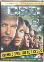 Buy CSI Seasons 1-7 HDVD-9 New In Box-Free Ship