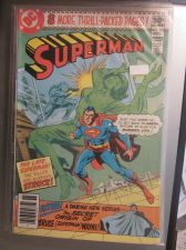 Buy SUPERMAN #353 nice gloss and color VG/Fine range 1980 Curt Swan