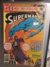 Buy SUPERMAN #352 nice gloss and color G/VG- range 1980 Curt Swan