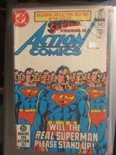 Buy SUPERMAN #342 nice gloss and color VG/+ range 1983 Curt Swan