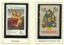 Buy 1973 Commemoratives 1973 Christmas Stamps US MINT STAMPS