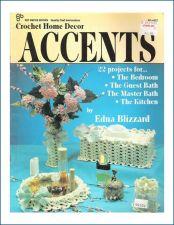 Buy Crochet Home Decor Accents Kitchen Bedroom and Bathroom Edna Blizzard
