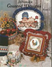 Buy Jo Sonjas Counted Cross Stitch Designs Book 1