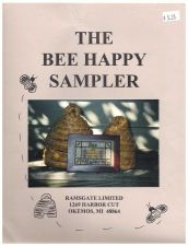 Buy Bee Happy Cross Sampler Pattern Ramsgate Limited