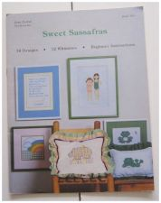 Buy Sweet Sassafras Counted Cross Stitch Designs Patterns