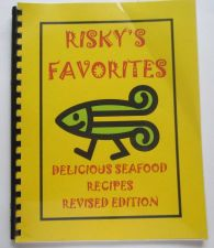 Buy Risky's Favorites Delicious Seafood Recipes Revised Edition