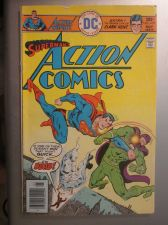 Buy Action Comics #559 SUPERMAN nice gloss & color 1976 1st series Fine