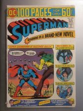 Buy SUPERMAN #279 VG- range 1974 nice gloss & color 1st print, 1st series ever