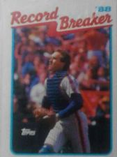 Buy [88] Gary Carter # 3 'Record Breaker'