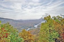 Buy Chimney Rock during Autumn