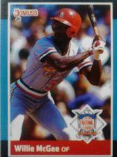 Buy [88] Willie McGee #44