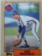 Buy [87] Lee Mazzilli #198