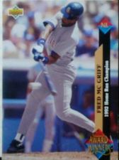 Buy [93] Fred McGriff #496