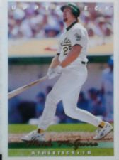 Buy [93] Mark McGwire #566