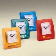 Buy Desk-top Alarm Clock, Transparent