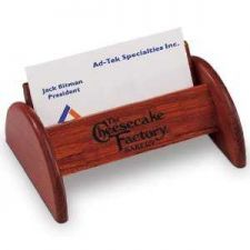 Buy Rosewood Business Card Holder. 3 for $9.99