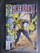 Buy FIREBRAND #1 DC COMICS 1996 VF/NM