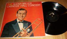 Buy The Glenn Miller Carnegie Hall Concert RCA LPM 1506