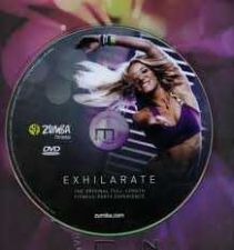 Buy Zumba Exhilarate DVD