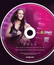 Buy Zumba Rush DVD (Brand New)