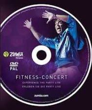 "Buy Zumba ""Fitness Concert"" DVD (Brand New)"