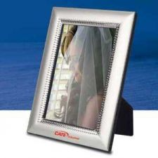 Buy Metal photo frame. Holds 5 x 7 photo