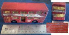 "Buy 1972 Matchbox Super Kings Double Decker Bus ""the Londoner K-15"" @1972"