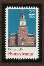Buy 1987 Pennsylvania Issue