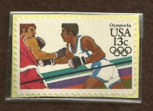 Buy 1983 Summer Olympics Boxing Scott #2051 13c Multicolored USED