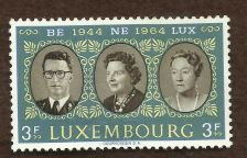 """Buy LUXEMBOURG #414 FDC """"BENELUX ISSUE"""" 10/12/1964 Stamp"""
