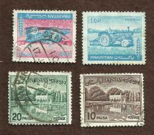 Buy PAKISTAN Set of 4 Used