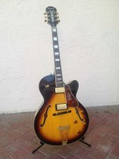Buy LIKE NEW Epiphone Joe Pass Emperor II Archtop Guitar, Vintage Sunburst