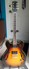 Buy Like new Gibson ES333 Memphis Series Semi-Hollow Electric Guitar (new TKL case)