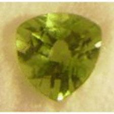 Buy PERIDOT TRILLION- 0.65cts