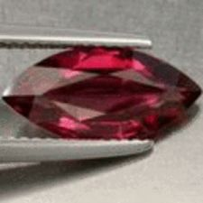 Buy RASPBERRY GRAPE RHODOLITE GARNET, 0.4cts