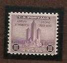 Buy US 729 3c FED BUILDING CHICAGO - 1933 Unused